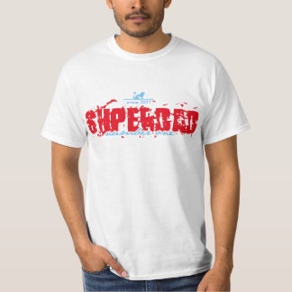 Superdad NUMBER the one happy Father's Day Tee Shirt