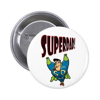 SUPERDAD! PINBACK BUTTON
