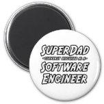 SuperDad...Software Engineer Magnet