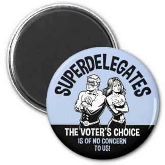 Superdelegates! Magnet