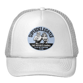 Superdelegates! Trucker Hat