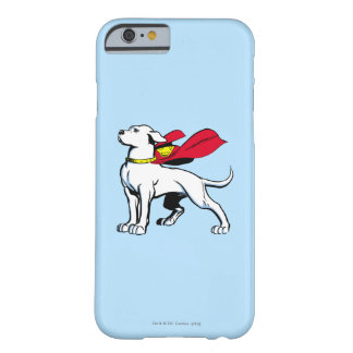 Superdog Krypto Barely There iPhone 6 Case