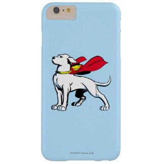 Superdog Krypto Barely There iPhone 6 Plus Case