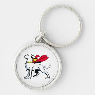 Superdog Krypto Keychain