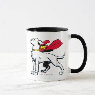 Superdog Krypto Mug