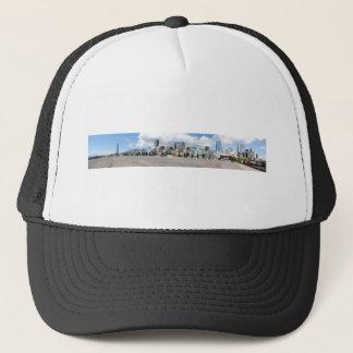 SuperDowntownPanorama2 Trucker Hat