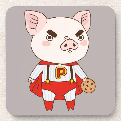 Superduper Piggy Coaster