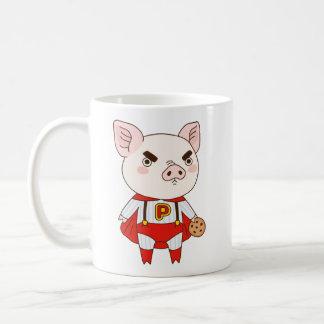Superduper Piggy Coffee Mug