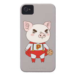Superduper Piggy iPhone 4 Cover