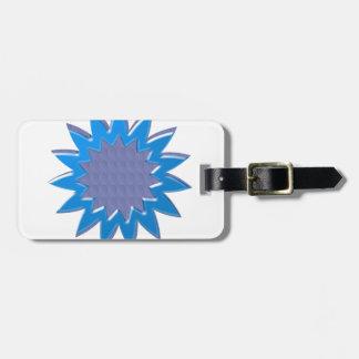 Superestrella de BlueSTAR: REGALO elegante para to Etiqueta Para Equipaje