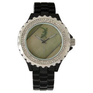Superestrella del Gecko Reloj