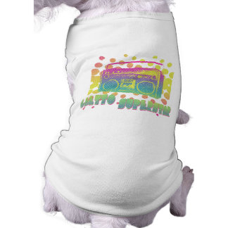 Superestrella del ghetto ropa para mascota