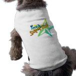 superestrella del izah ropa de perros