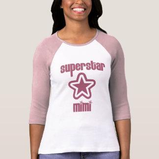 Superestrella Mimi Camiseta
