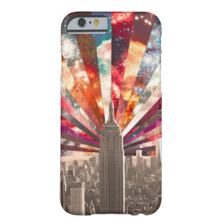 Superestrella Nueva York Funda De iPhone 6 Barely There
