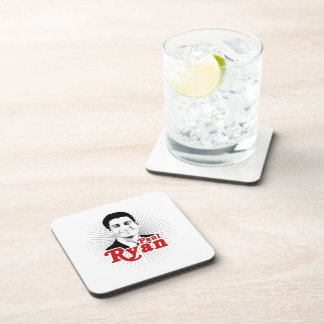 SUPERESTRELLA PAUL RYAN.png Posavasos De Bebida
