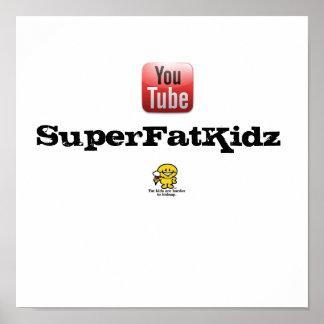 SuperFatKidz YouTube - poster