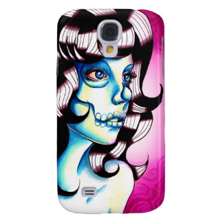Superficial Love - Day of the Dead Girl Samsung Galaxy S4 Cover