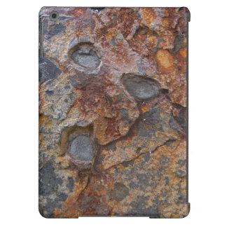 Superficie de la roca sedimentaria funda para iPad air
