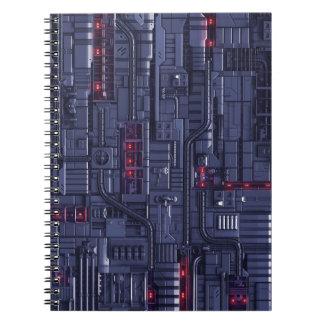 Superficie de Microtech Libros De Apuntes