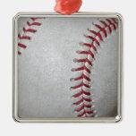 Superficie del béisbol del primer adorno para reyes