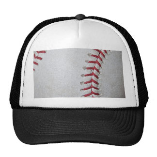 Superficie del béisbol del primer gorras