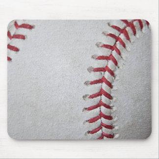 Superficie del béisbol del primer mouse pads
