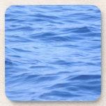 Superficie del mar del Océano Pacífico Posavasos De Bebidas