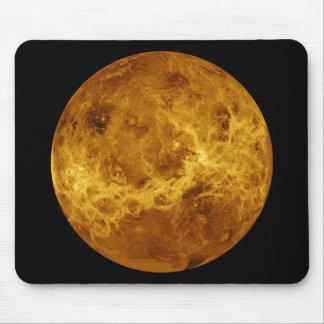 Superficie global del planeta Venus Tapetes De Raton
