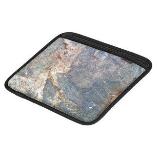 Superficie rocosa fundas para iPads