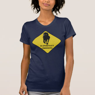 Superfilly Crossing! Rachel Alexandra Tee Shirt
