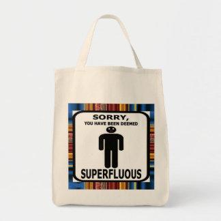 superfluo bolsas