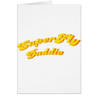 SuperFly Daddio Tarjetas