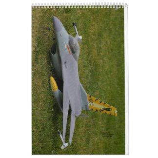 Superfly VI November 2007 Calendar