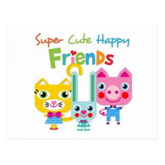 superfriends.png postcard