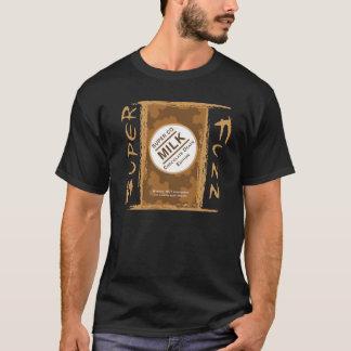 """SuperFuzz""  Super Co. ChocolateMilk T-Shirt"