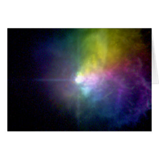 Supergiant Star VY Canis Majoris Card