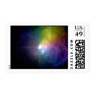 Supergiant Star VY Canis Majoris Stamps