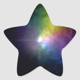 Supergiant Star VY Canis Majoris Star Sticker