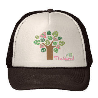 Supergirl All Natural Tree Hat