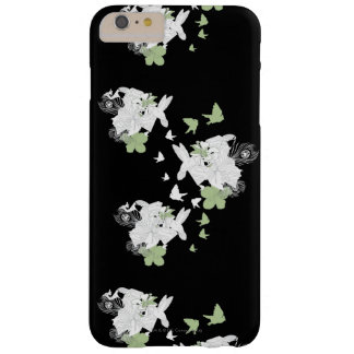 Supergirl Birds and Feathers Barely There iPhone 6 Plus Case