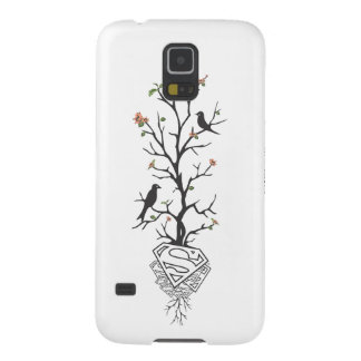 Supergirl Birds in the Tree Galaxy S5 Cases