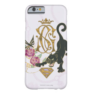 Supergirl Black Panther Barely There iPhone 6 Case