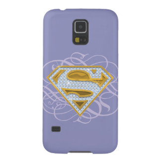 Supergirl Blue Jewels 2 Case For Galaxy S5