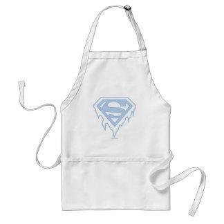 Supergirl Blue Logo Adult Apron