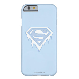 Supergirl Blue Logo Barely There iPhone 6 Case
