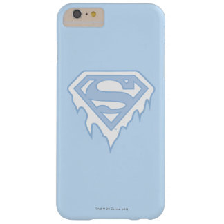 Supergirl Blue Logo Barely There iPhone 6 Plus Case