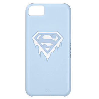 Supergirl Blue Logo Case For iPhone 5C