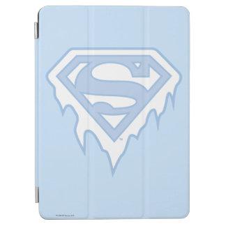 Supergirl Blue Logo iPad Air Cover
