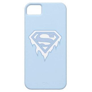 Supergirl Blue Logo iPhone SE/5/5s Case
